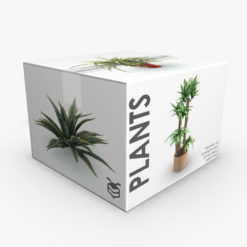 Revit Family / 3D Model - Plants Bundle